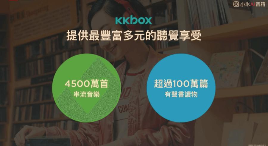 小米AI音箱KKBOX