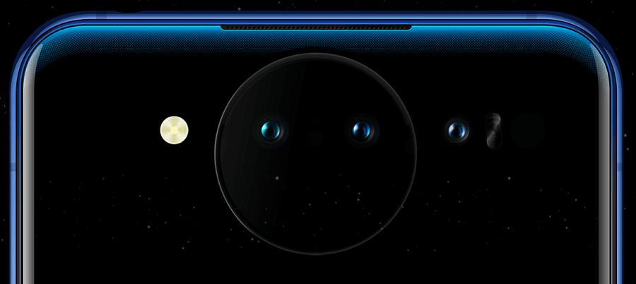 vivo NEX 雙螢幕規格