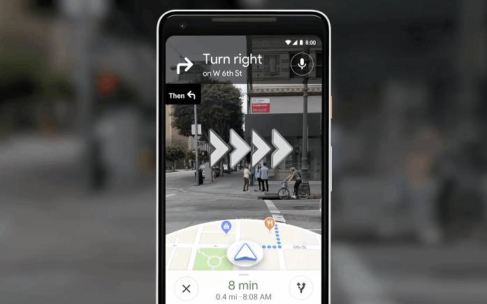 虛擬實境導航