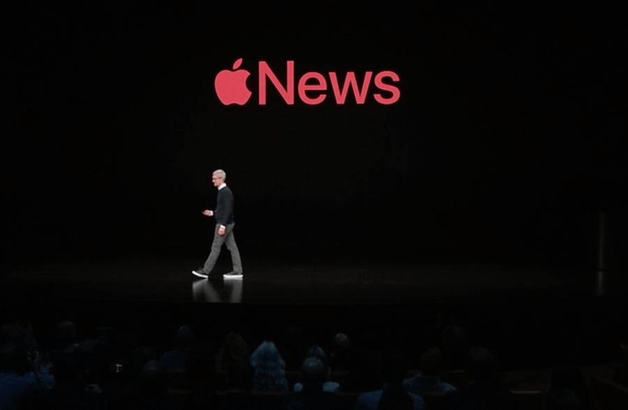Apple News+ 蘋果發表會