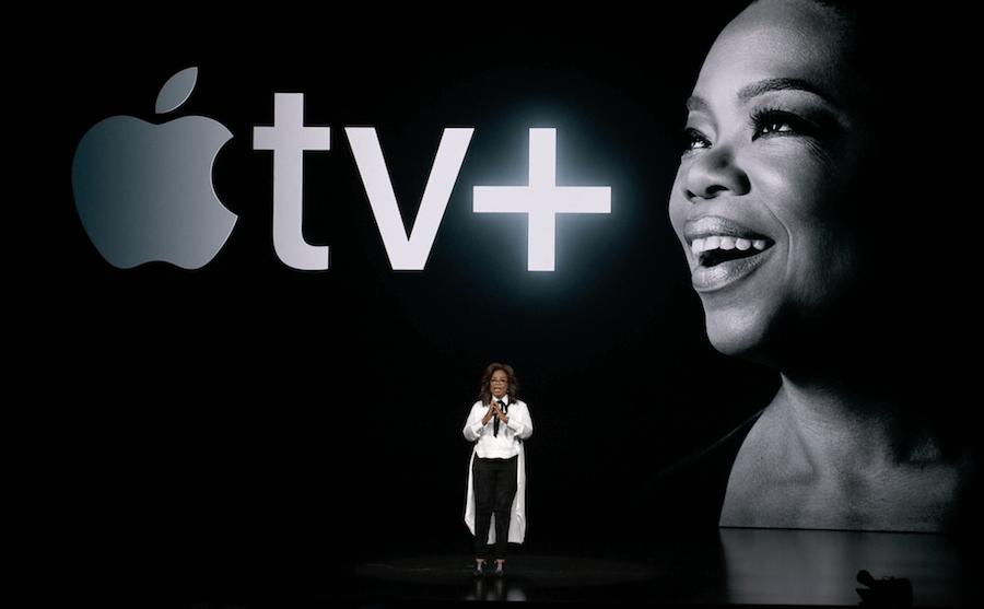 Apple TV+ 蘋果發表會