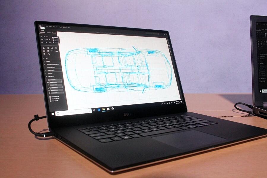 Dell  Precision 7000