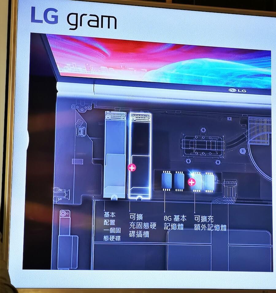 LG gram Z990