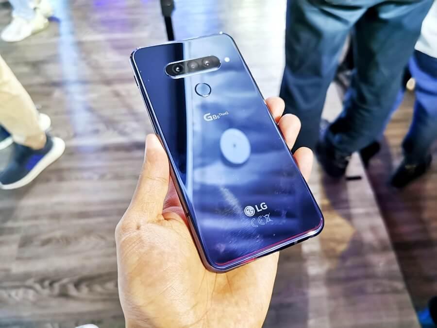 LG G8sThinQ 台灣上市日期