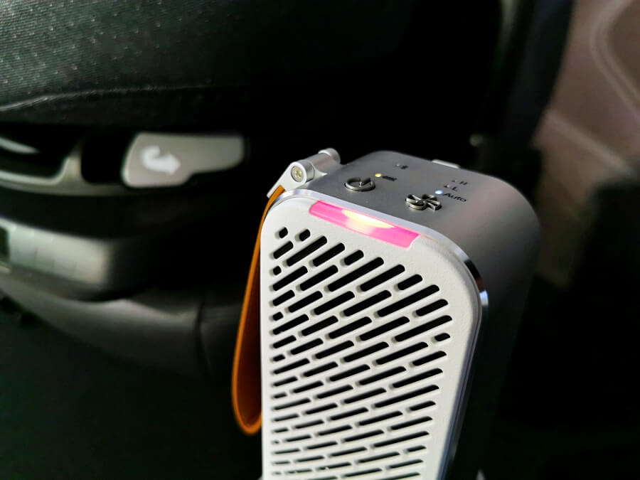 LG PuriCare Mini 隨身淨空氣清淨機