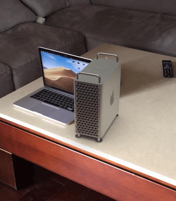 Mac Pro 擴增實境