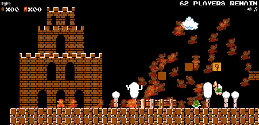 Mario Royale