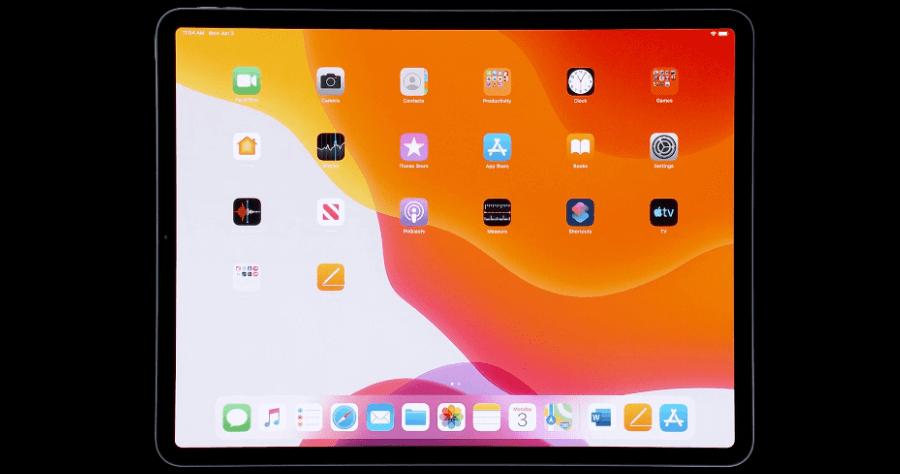 iPadOS 功能