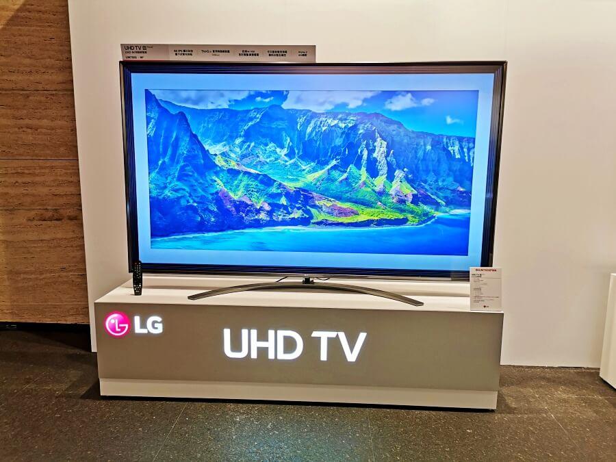 LG OLED 電視