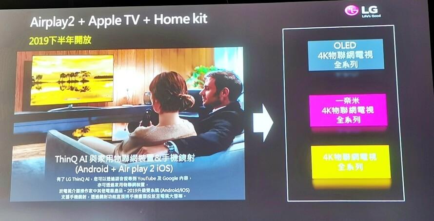 LG OLED 4K 物聯網電視