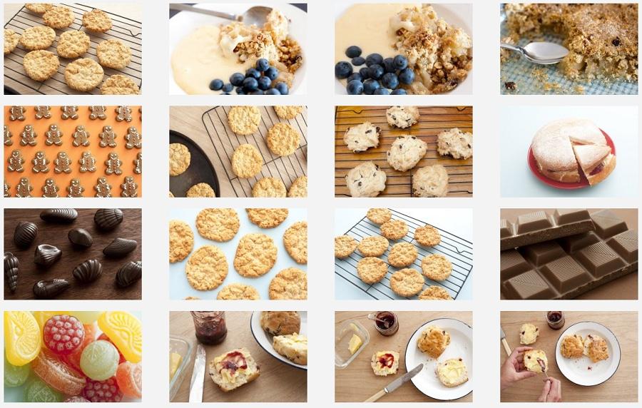 甜點可商用圖片
