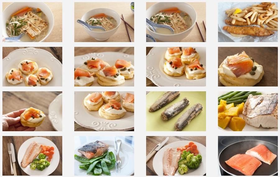 海鮮可商用圖片