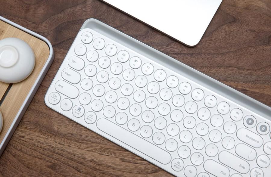 米物雙藍牙雙模鍵盤