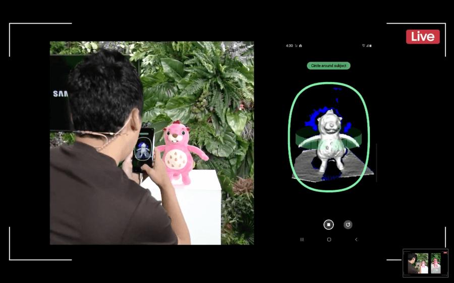 Galaxy Note 10 3D建模