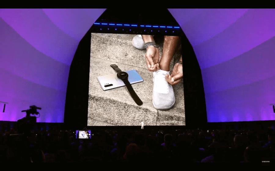 Galaxy Note 10 無線反向充電