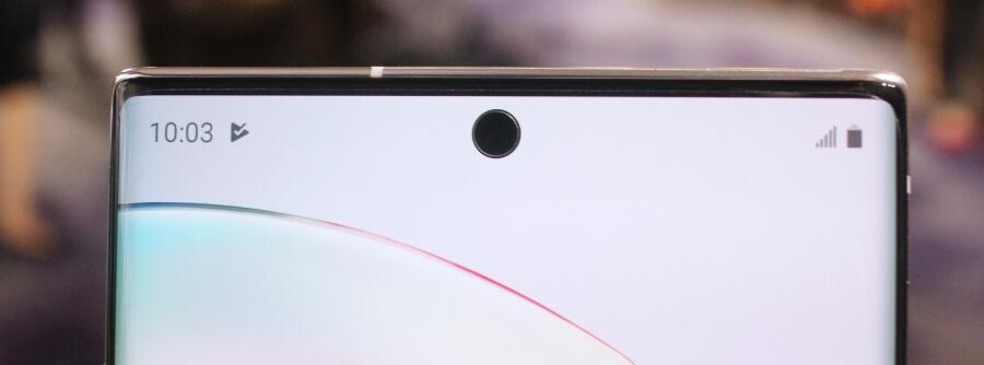 Galaxy Note 10 系列