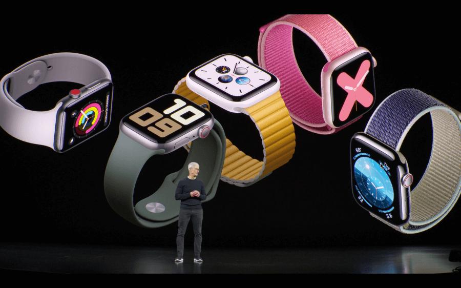 Apple Watch Series 5 價錢