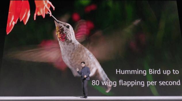 HUAWEI Mate 30 Pro超級慢動作
