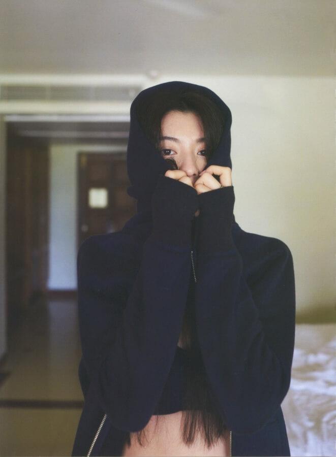 周杰倫說好不哭MV女主角