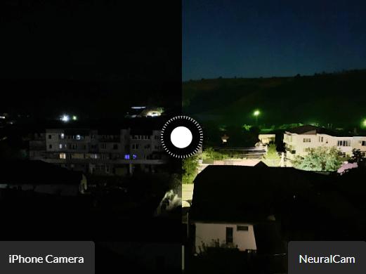 iPhone夜拍App