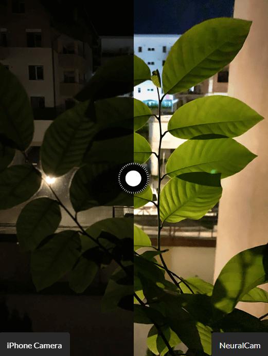 iPhone 手持夜拍