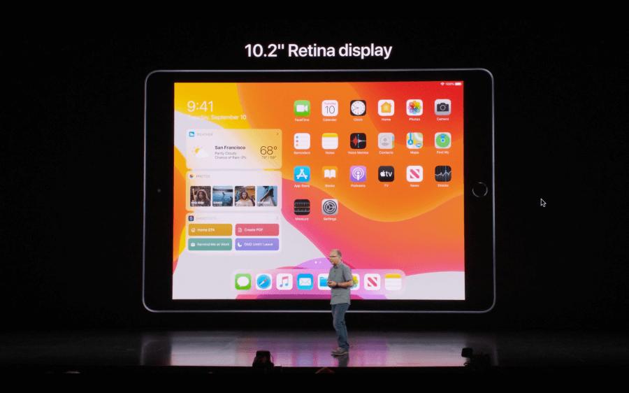 2019 iPad 功能