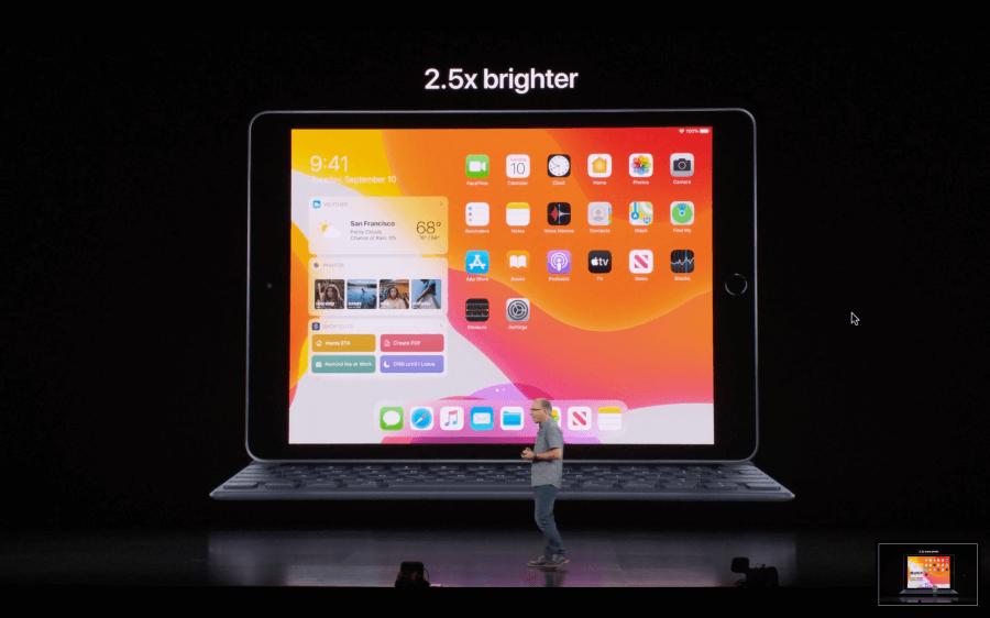 2019 iPad 規格