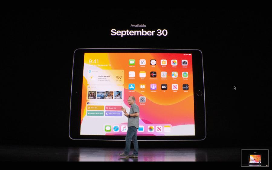 iPad 10.2 吋