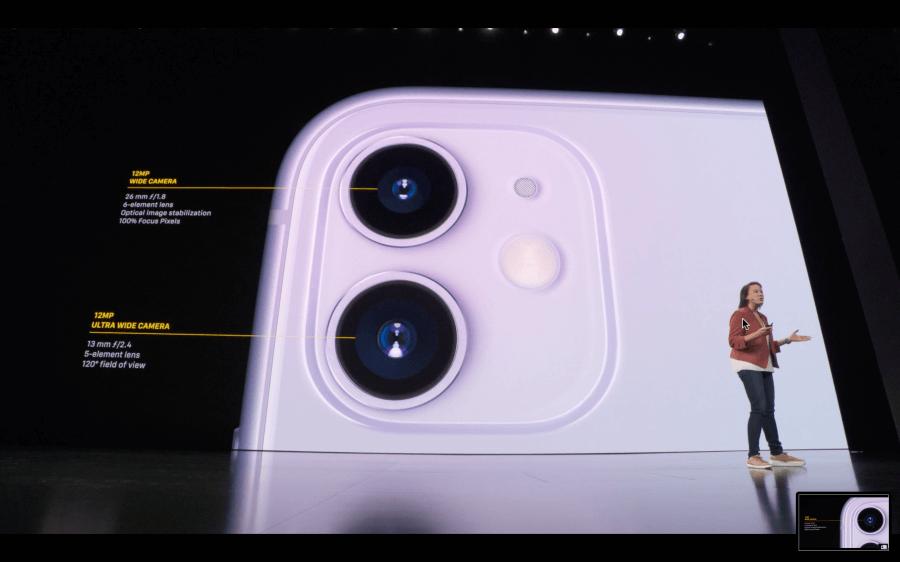 iPhone11鏡頭