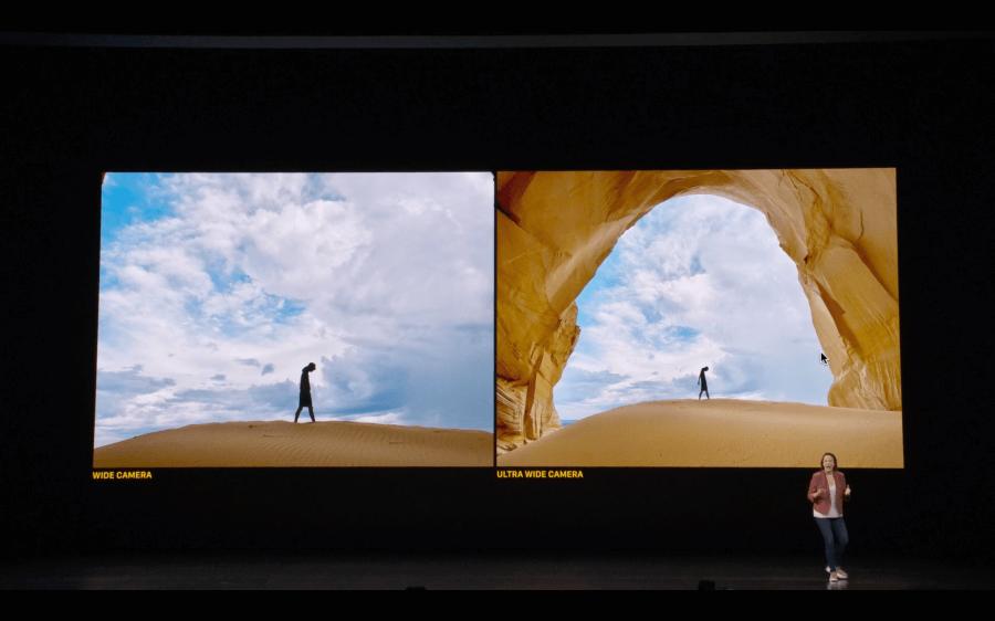 iPhone11超廣角鏡頭