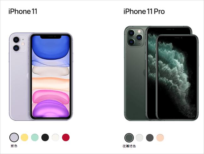 iPhone 11 Pro 差別