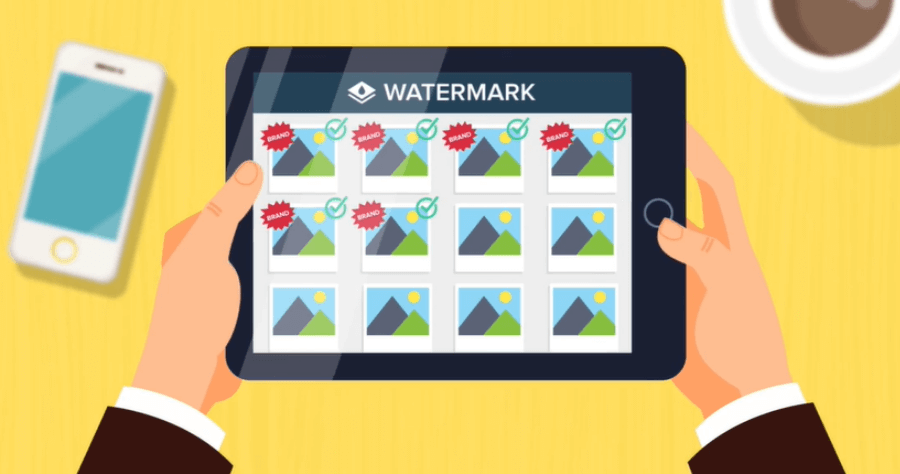 Watermark 線上圖片影片加浮水印工具,免下載 App 隨開隨用
