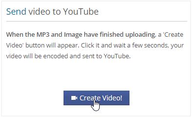 MP3 製作影片