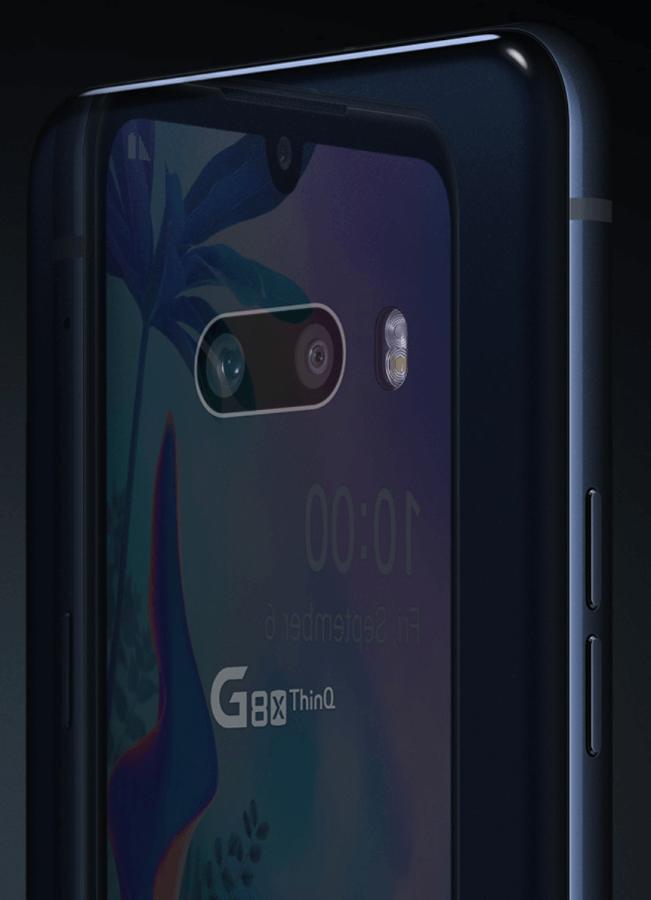 LG G8X ThinQ 售價