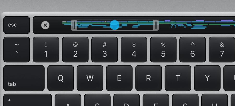 MacBook Pro 16 鍵盤