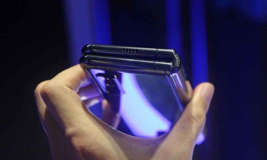 Galaxy Fold 相機