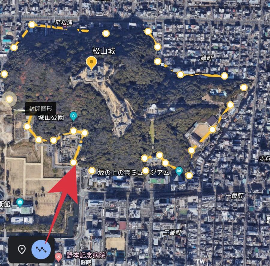Google Earth 做簡報