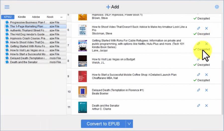 破解PDF的DRM