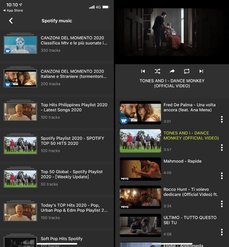 iPhone 關螢幕聽 YouTube
