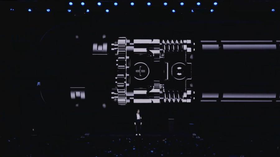 Galaxy Z Flip螢幕