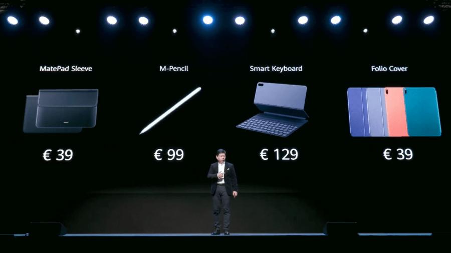 MatePad Pro 5G 配件
