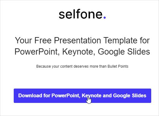 Google Slide 簡報模版下載
