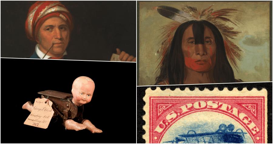 Smithsonian 開放 280 萬件美國博物館館藏圖像,無償提供民眾下載使用