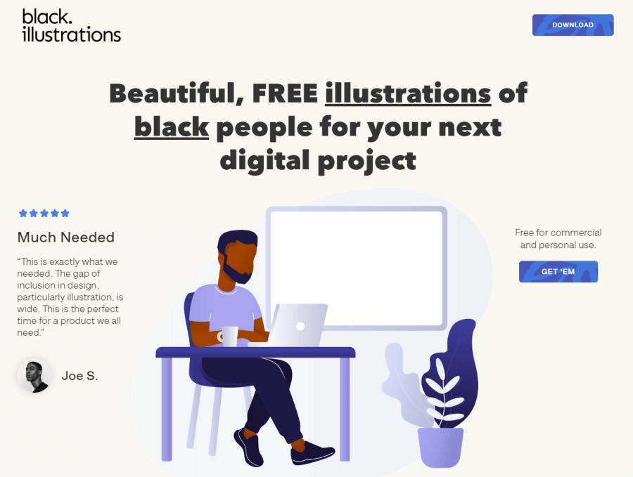 Black Illustrations