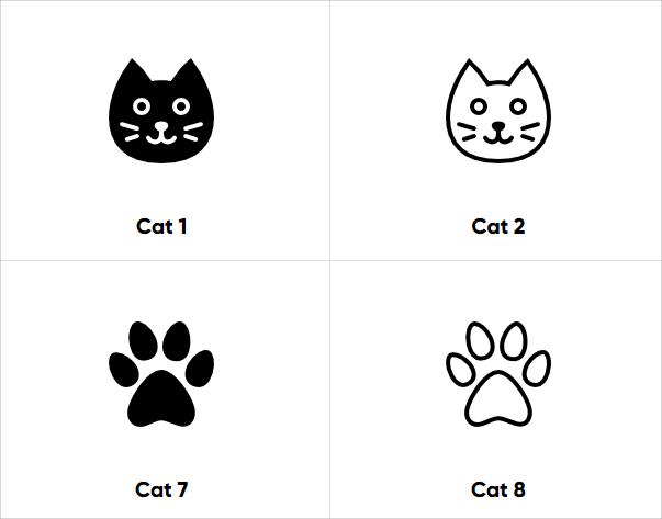 動物icon下載