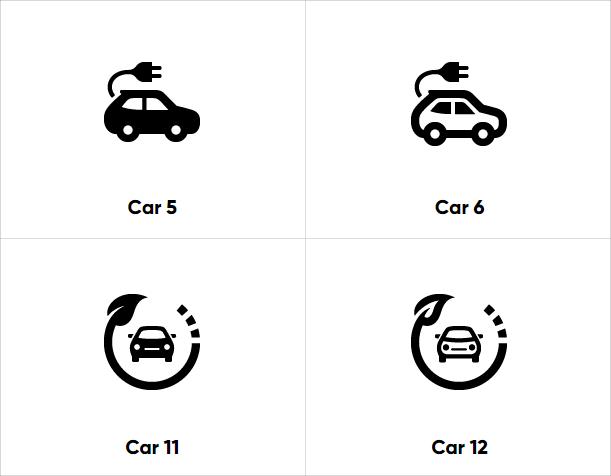 汽車icon下載