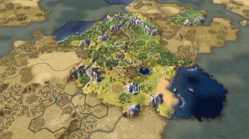 文明帝國6