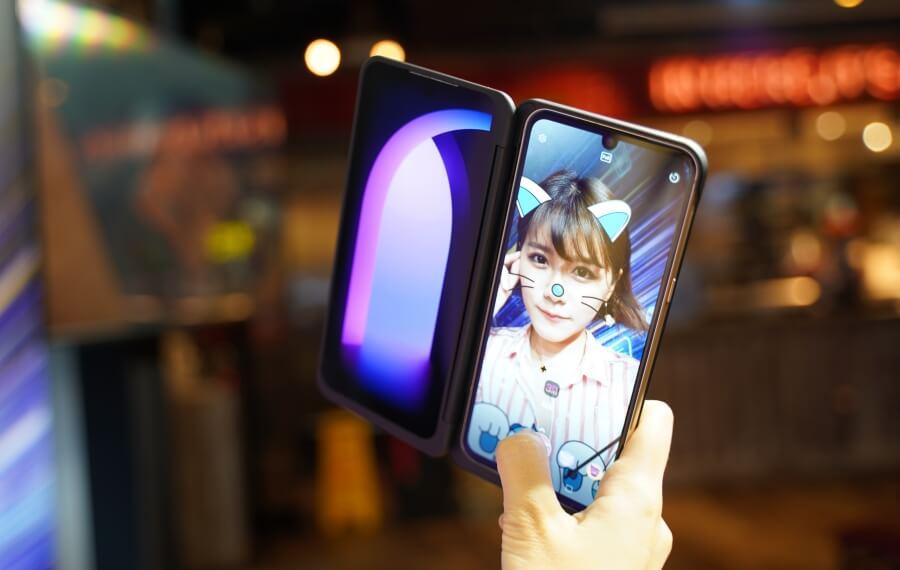 LG V60 ThinQ 中華電信方案