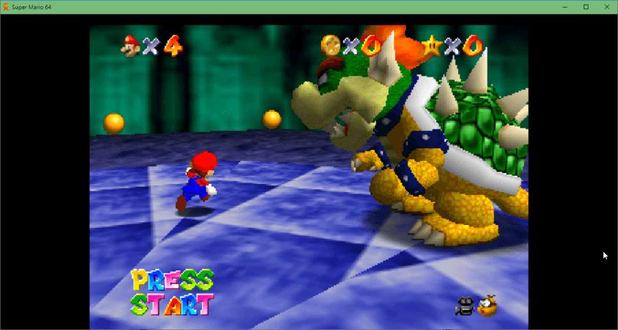 N64 模擬器