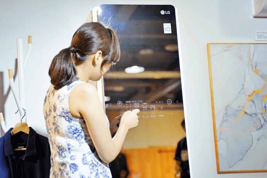 LG空氣清淨機